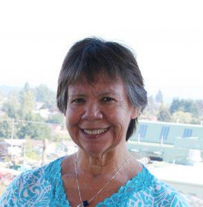 Geraldine Manson, Shq'apthut & Health & Human Services, Full-time Elder in Residence